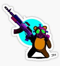 Gunny Bear Sticker