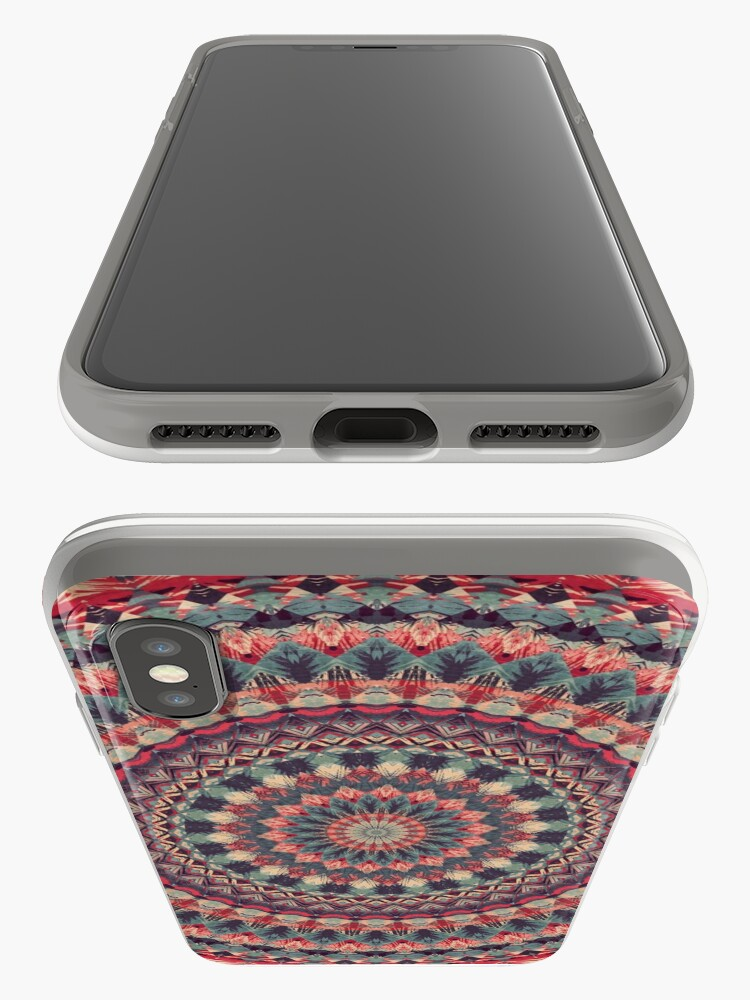 Alternate view of Mandala 126 iPhone Cases & Covers