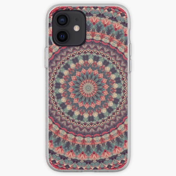 Mandala 126 iPhone Soft Case