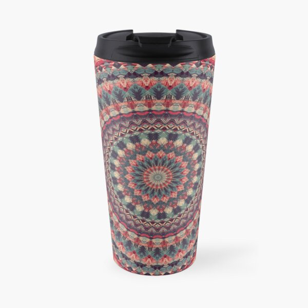 Mandala 126 Travel Mug
