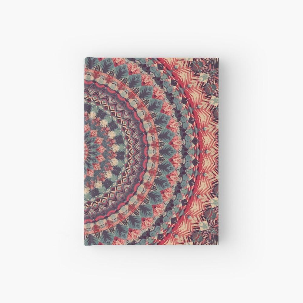 Mandala 126 Hardcover Journal