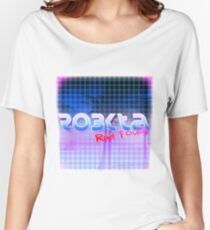 Rad Touch Tee  Women's Relaxed Fit T-Shirt