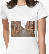 Bishop Lane Womens Fitted T-Shirt