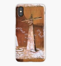 Crushing the Serpents Head iPhone Case