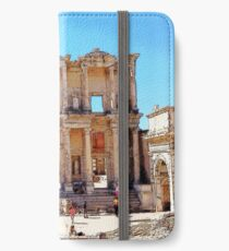 """""""Today Meets Yesterday"""", Photo / Digital Painting iPhone Wallet/Case/Skin"""