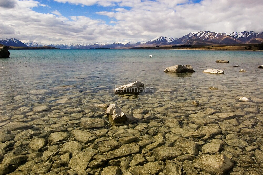 Shallow Waters by llemmacs