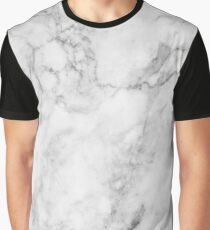 Marble texture Graphic T-Shirt