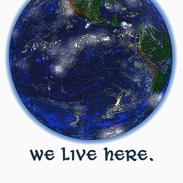 We Live Here by saneTV