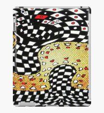 Checkerboards PATTERN07-Date&Year-Unknown iPad Case/Skin