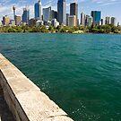 Sydney Skyline by llemmacs