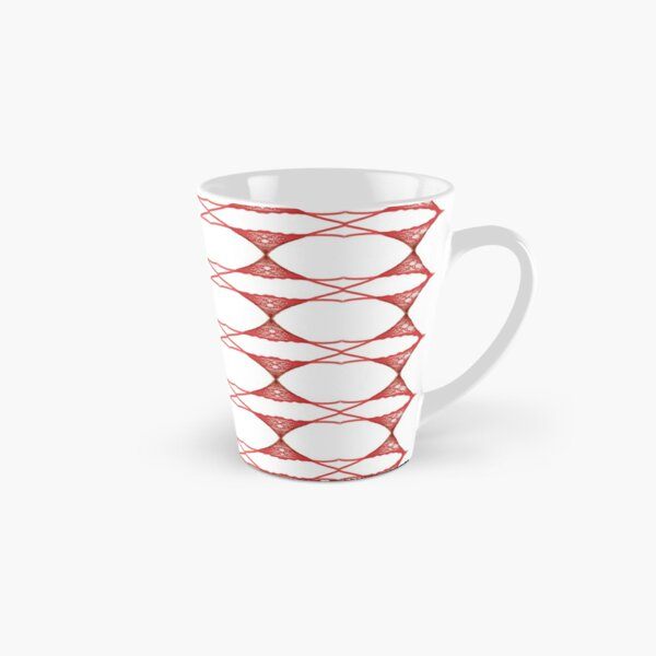 Tracery, garniture, symmetry, reiteration, repetition, repeat, recurrence, iteration Tall Mug