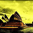 Investigation of Seakeeping Characteristics of Sydney Opera House by andreisky