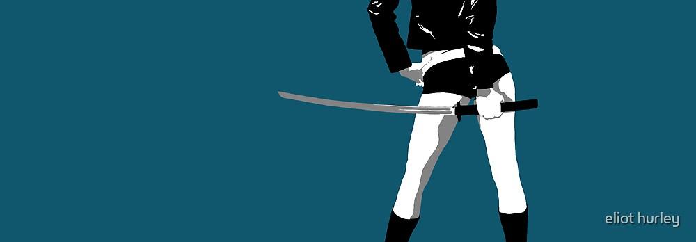 summer sword by eliot hurley