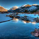 Rocky Mountain National Park by Gary Lengyel