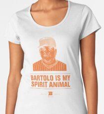 Bartolo Is My Spirit Animal Women's Premium T-Shirt