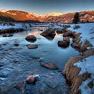 Moraine Park, Colorado by Gary Lengyel