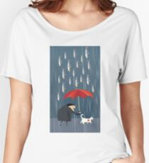 Kafka on the Shore Women's Relaxed Fit T-Shirt