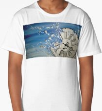 Running Out of Time Long T-Shirt
