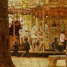 Le Manège by ROSE DEWHURST