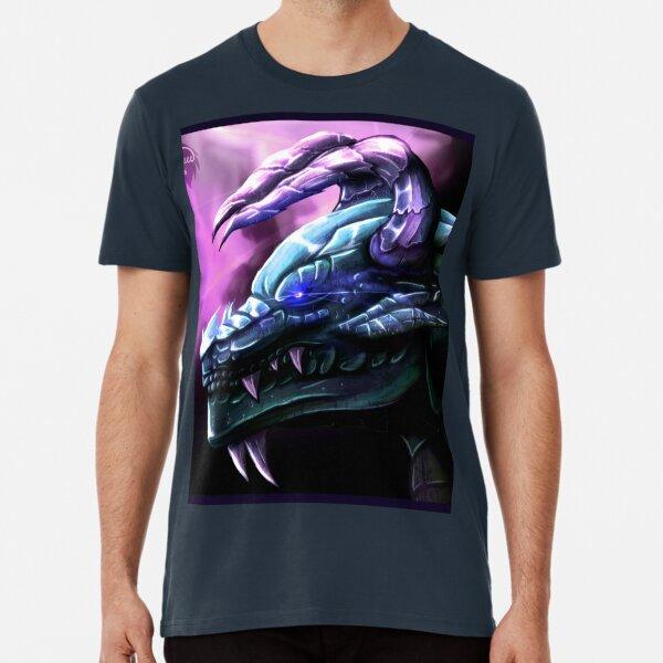 Metal Dragon Premium T-Shirt