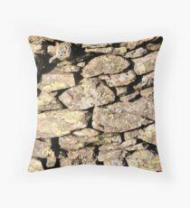 Lakeland Dry Stone Wall Throw Pillow