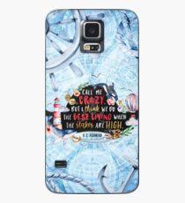 Lila Bard Case/Skin for Samsung Galaxy
