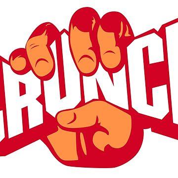Crunch Fitnessstudio Fitness von haff32