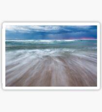 Portsea Sunset - Mornigton Peninsula Sticker