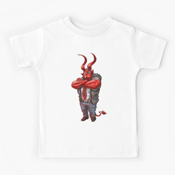 Luzifer Senior Kinder T-Shirt