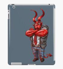 Luzifer Senior iPad-Hülle & Klebefolie