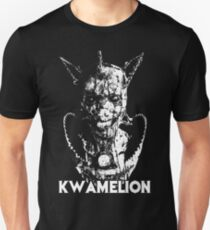 Kwamelion Props and Effects Hell Creature Slim Fit T-Shirt