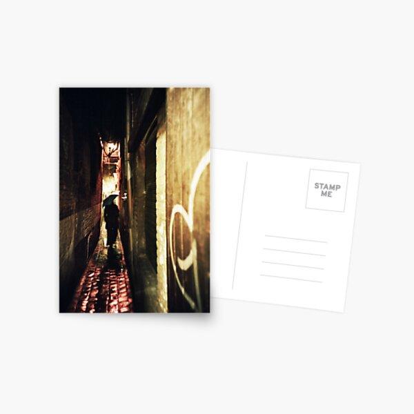 Lomo - Alley Postcard