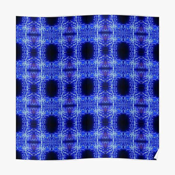 Pattern, design, tracery, weave, astonishing, amazing, surprising, wonderful Poster