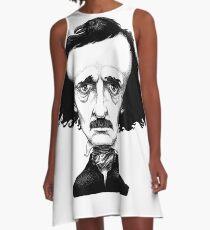 Edgar Allan Poe A-Line Dress