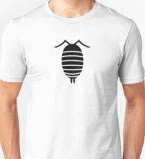 Bugs: abstract Isopod Slim Fit T-Shirt