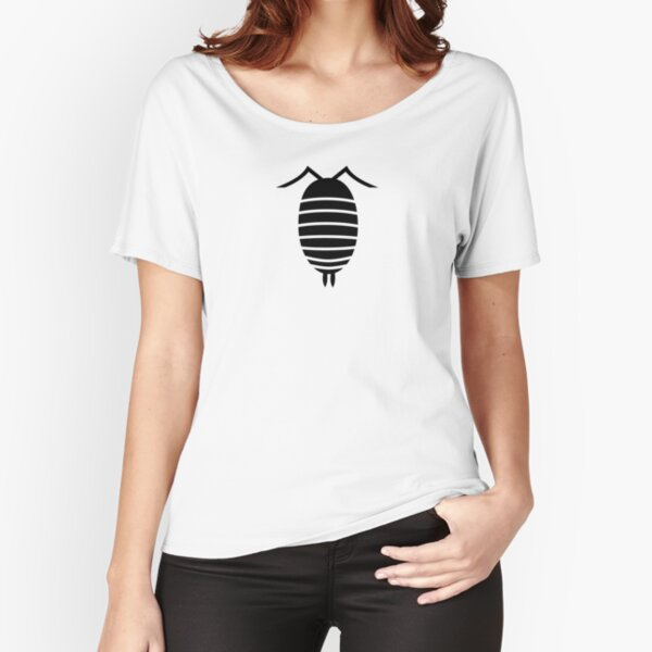 Bugs: abstract Isopod Relaxed Fit T-Shirt