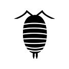 Bugs: abstract Isopod by VrijFormaat