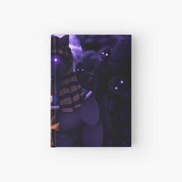 Raise The Dead, Anubis Hardcover Journal