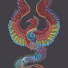 Phoenix Totem by Jezhawk