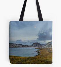 Bulandsgil, Grundarfjordur, Snaefellsnes, Island Tote Bag