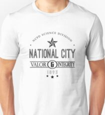 Maggie Sawyer | NCPD Badge Design | Fanmade Unisex T-Shirt