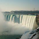 Niagra Falls by JenTheDuck