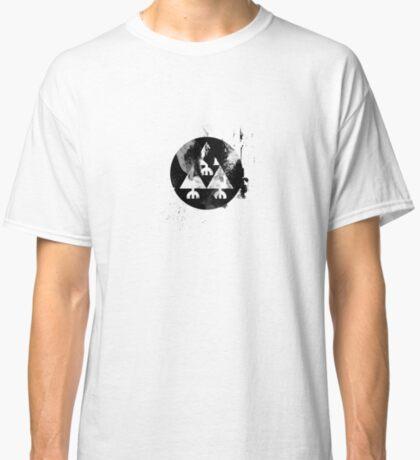 Inked Cryptomeria Crest Classic T-Shirt