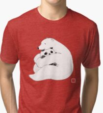 Bärenumarmung Vintage T-Shirt