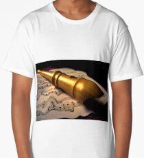 Salvador Dali's flute Long T-Shirt