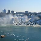 Niagra Rocks by JenTheDuck