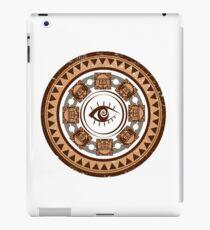 Aztec Maya Inca design. iPad Case/Skin