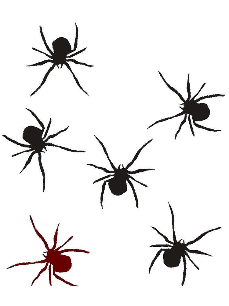 SPIDERS! by newbs