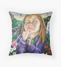 Dreaming Bliss Throw Pillow