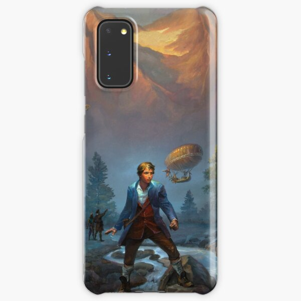 City of Rain Eaters Samsung Galaxy Snap Case